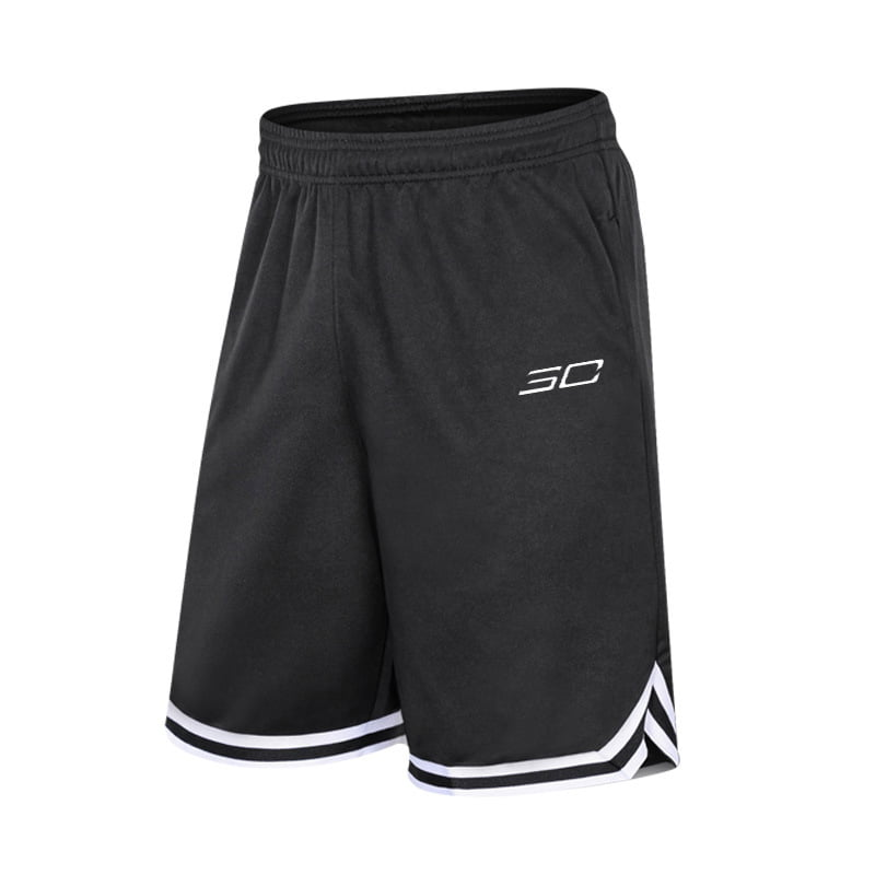 Quần short bóng rổ #307 Đen - Curry