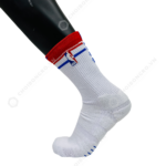 Nike Elite Quick Crew City Editions - 76ers trắng