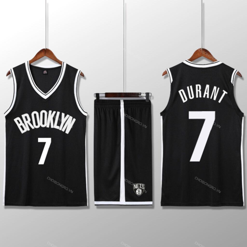 Bộ quần áo bóng rổ KD - Đen